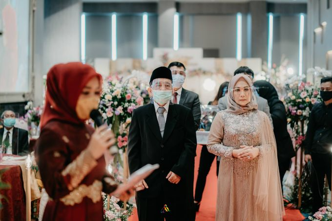 Wedding Planner for Irwan and Vickya by Double Happiness Wedding Organizer - 004