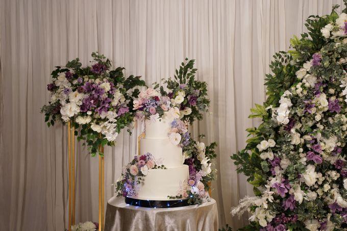Ivandi & Kessia Wedding At On Five Grand Hyatt by Fiori.Co - 013