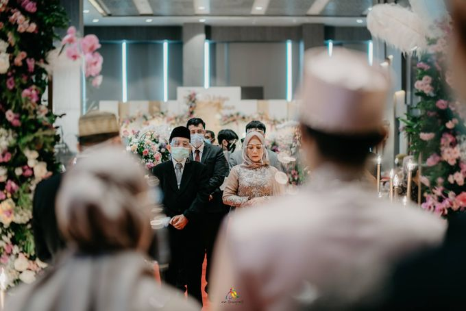 Wedding Planner for Irwan and Vickya by Double Happiness Wedding Organizer - 006