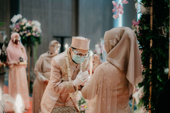 Wedding Planner for Irwan and Vickya by Double Happiness Wedding Organizer - 007