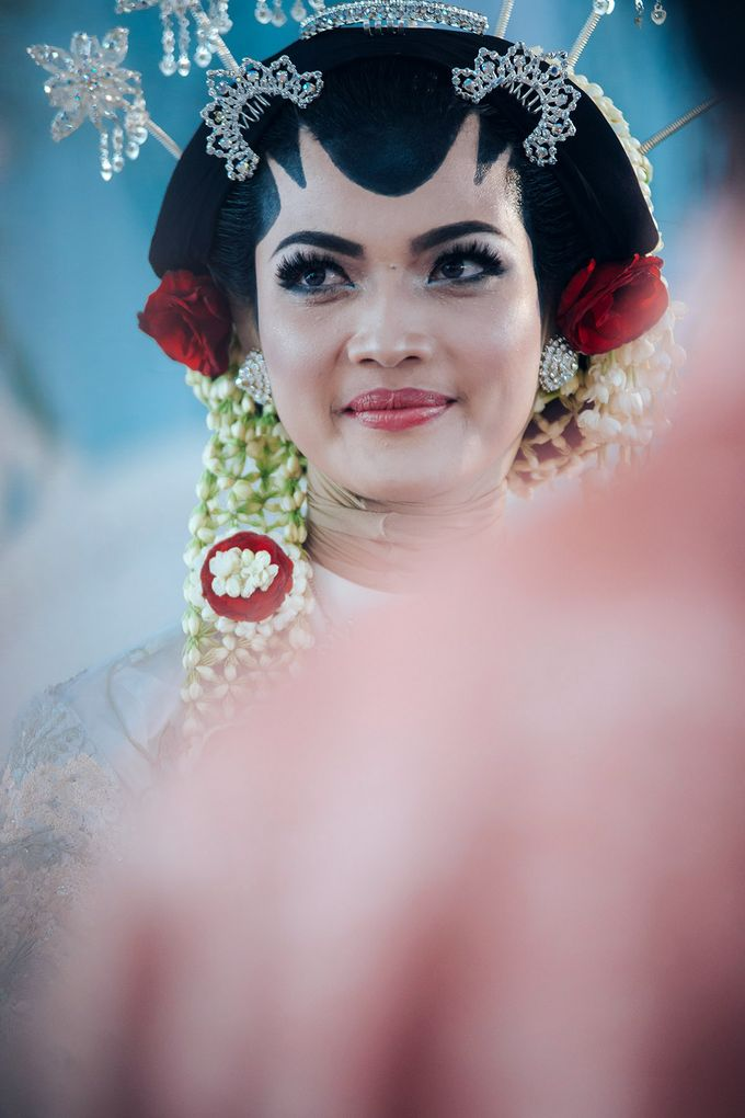 Akad Nikah of Ayu & Artha by: Gofotovideo by GoFotoVideo - 035