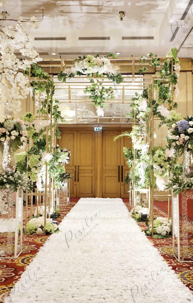 Ritz Carlton Mega Kuningan, 23 Jun '19 by Pisilia Wedding Decoration - 007