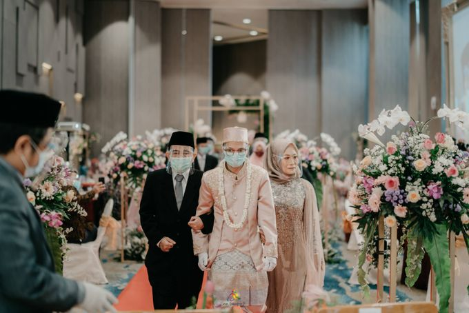 Wedding Planner for Irwan and Vickya by Double Happiness Wedding Organizer - 008