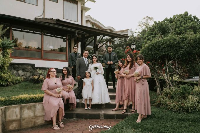 Mely & Hamzah Wedding by Get Her Ring - 023