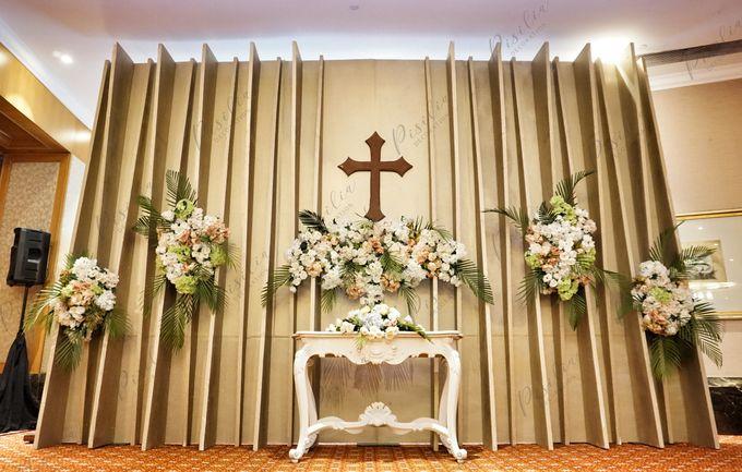Ritz Carlton Mega Kuningan, 23 Jun '19 by Pisilia Wedding Decoration - 010