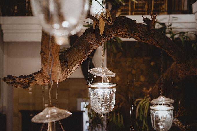 Cempaka Dimaz Wedding by WIT Wear It Too - 030