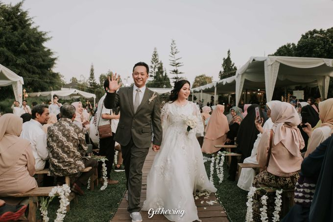 Mely & Hamzah Wedding by Get Her Ring - 024