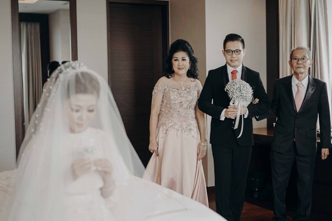 Rommy & Sansan Wedding by Levin Pictures - 022