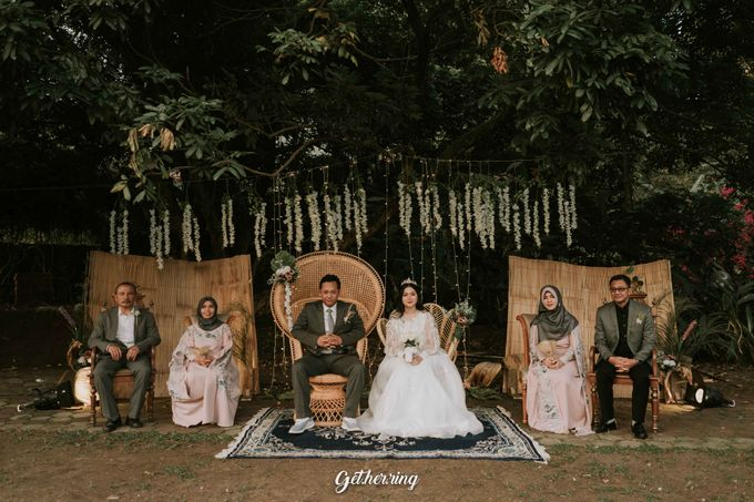 Mely & Hamzah Wedding by Get Her Ring - 025
