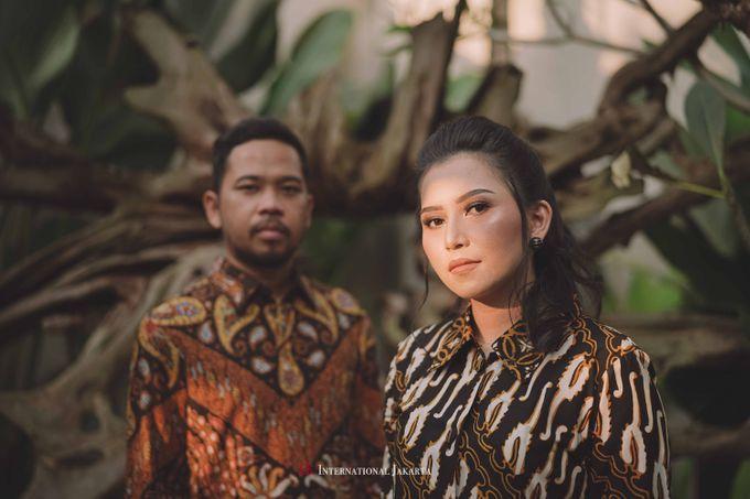 Postwedding Nesya & Indra by UK International Jakarta - 009