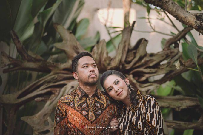 Postwedding Nesya & Indra by UK International Jakarta - 010