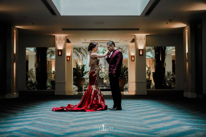 Alan & Vidya Engagement by Everlasting Frame - 035
