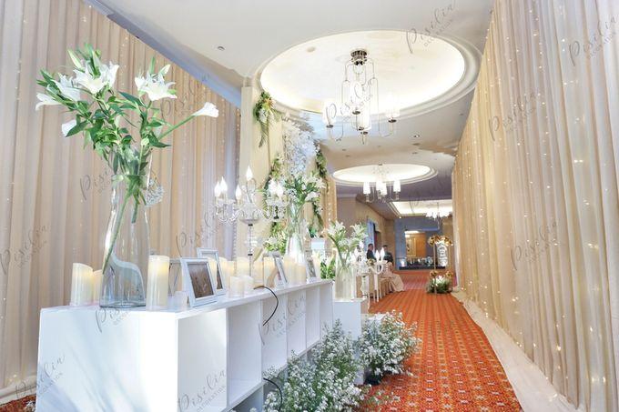 Ritz Carlton Mega Kuningan, 23 Jun '19 by Pisilia Wedding Decoration - 005