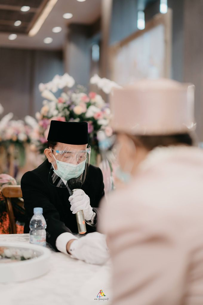 Wedding Planner for Irwan and Vickya by Double Happiness Wedding Organizer - 010