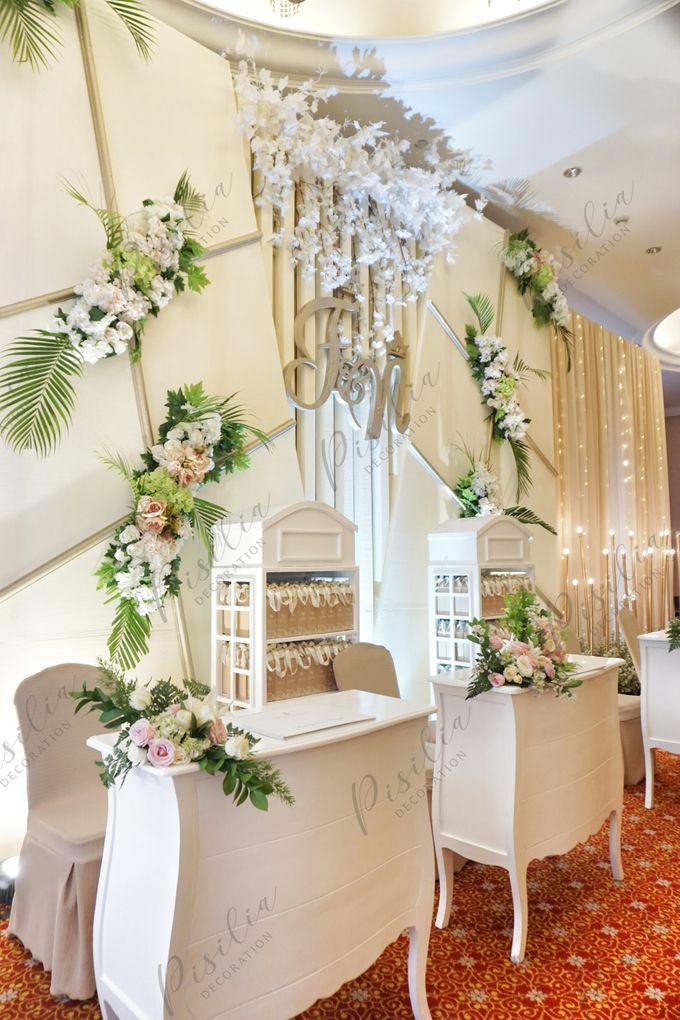 Ritz Carlton Mega Kuningan, 23 Jun '19 by Pisilia Wedding Decoration - 001