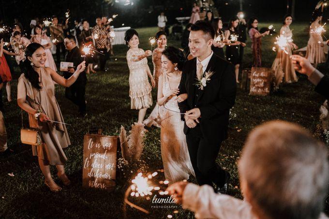 Ryan & Amadea Wedding day by Lumilo Photography - 031
