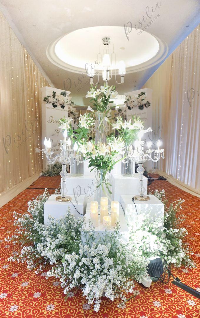 Ritz Carlton Mega Kuningan, 23 Jun '19 by Pisilia Wedding Decoration - 004