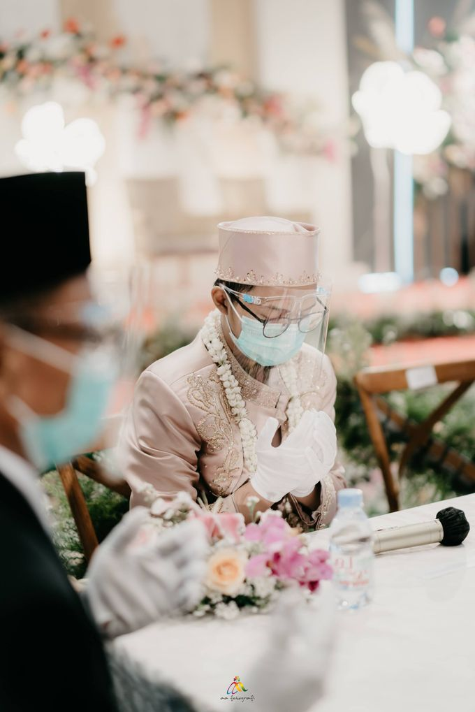 Wedding Planner for Irwan and Vickya by Double Happiness Wedding Organizer - 011