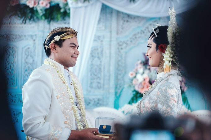 Akad Nikah of Ayu & Artha by: Gofotovideo by GoFotoVideo - 037