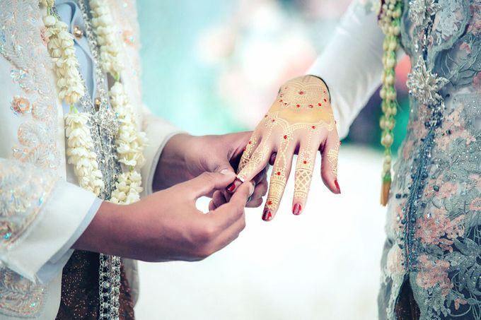 Akad Nikah of Ayu & Artha by GoFotoVideo - 040