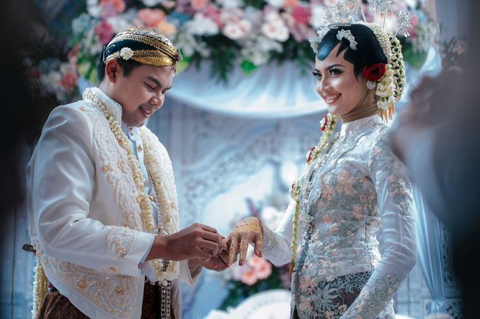 Akad Nikah of Ayu & Artha by: Gofotovideo by GoFotoVideo - 041