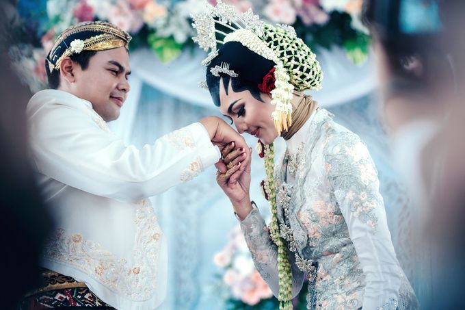 Akad Nikah of Ayu & Artha by: Gofotovideo by GoFotoVideo - 042