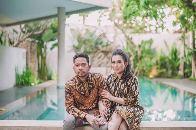 Postwedding Nesya & Indra by UK International Jakarta - 011