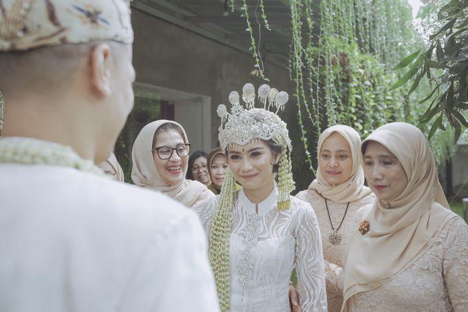 Wedding Allysha & Rachman by UK International Jakarta - 007