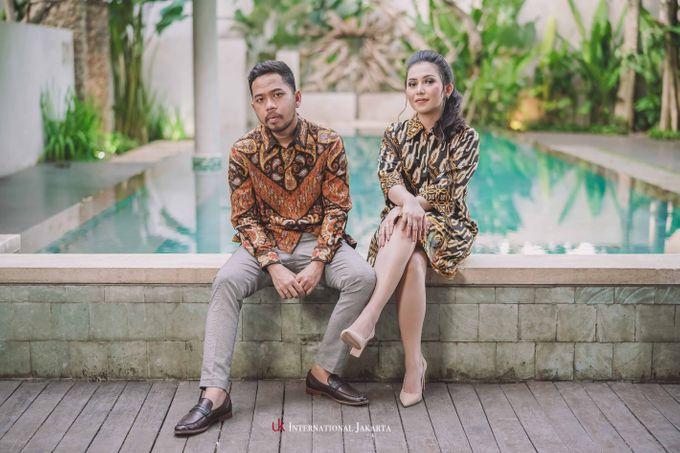 Postwedding Nesya & Indra by UK International Jakarta - 012