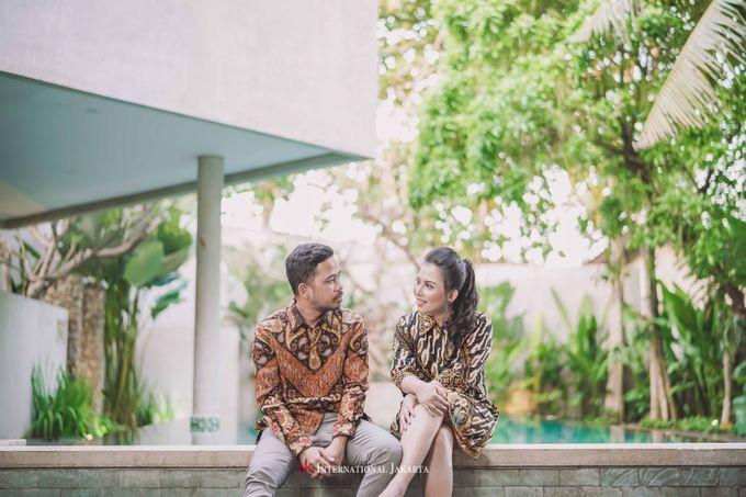 Postwedding Nesya & Indra by UK International Jakarta - 013