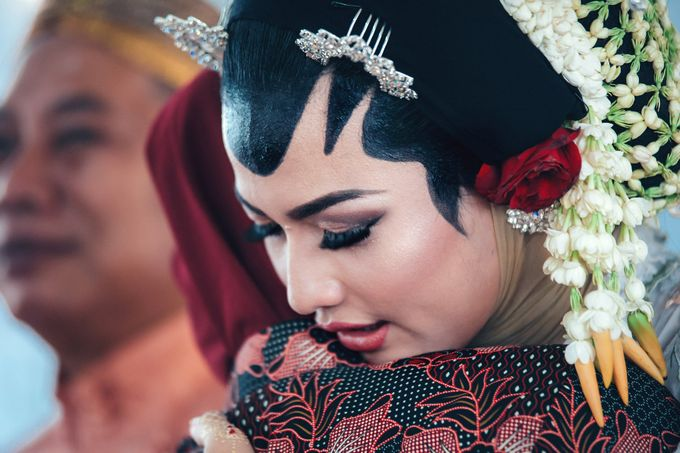 Akad Nikah of Ayu & Artha by: Gofotovideo by GoFotoVideo - 044