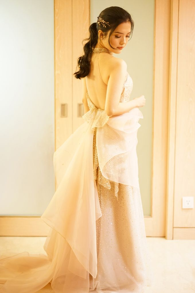 Wedding dress Natashia Nikita by Jessica Huang - 001