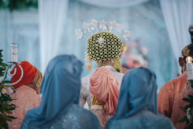 Akad Nikah of Ayu & Artha by: Gofotovideo by GoFotoVideo - 045