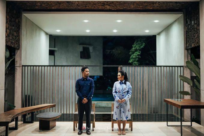 Postwedding Nesya & Indra by UK International Jakarta - 019