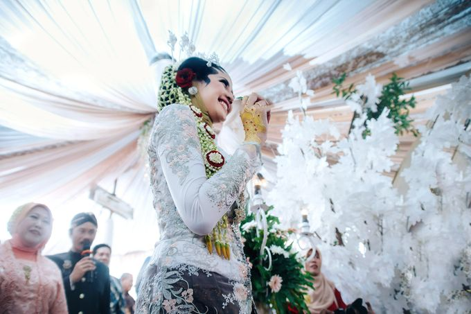 Akad Nikah of Ayu & Artha by: Gofotovideo by GoFotoVideo - 047