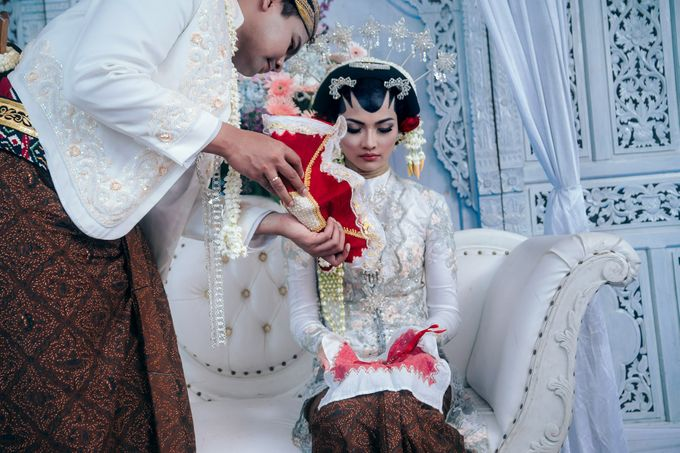 Akad Nikah of Ayu & Artha by: Gofotovideo by GoFotoVideo - 050
