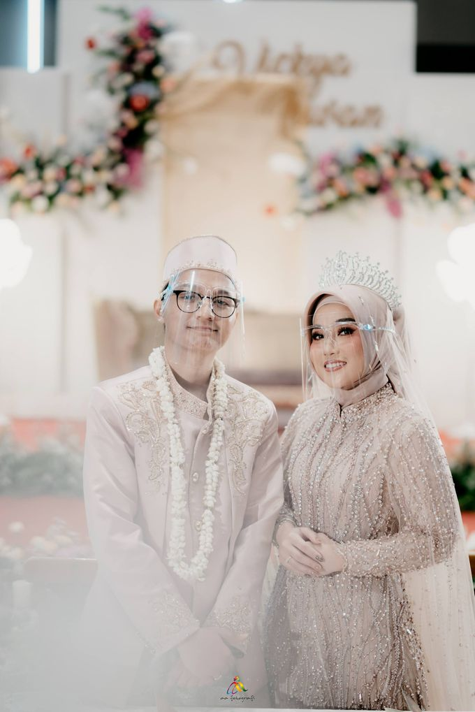 Wedding Planner for Irwan and Vickya by Double Happiness Wedding Organizer - 013