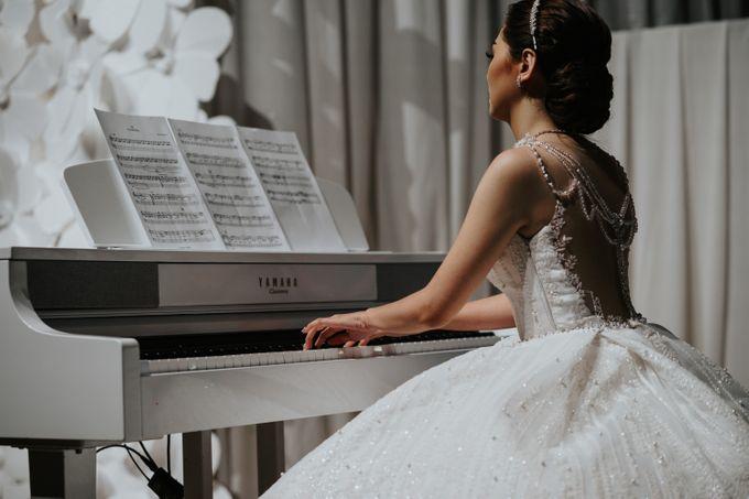 The Wedding of Echa Soemantri & Jessica Vania - ex JKT 48 by Pizzaro Sensation Design - 009