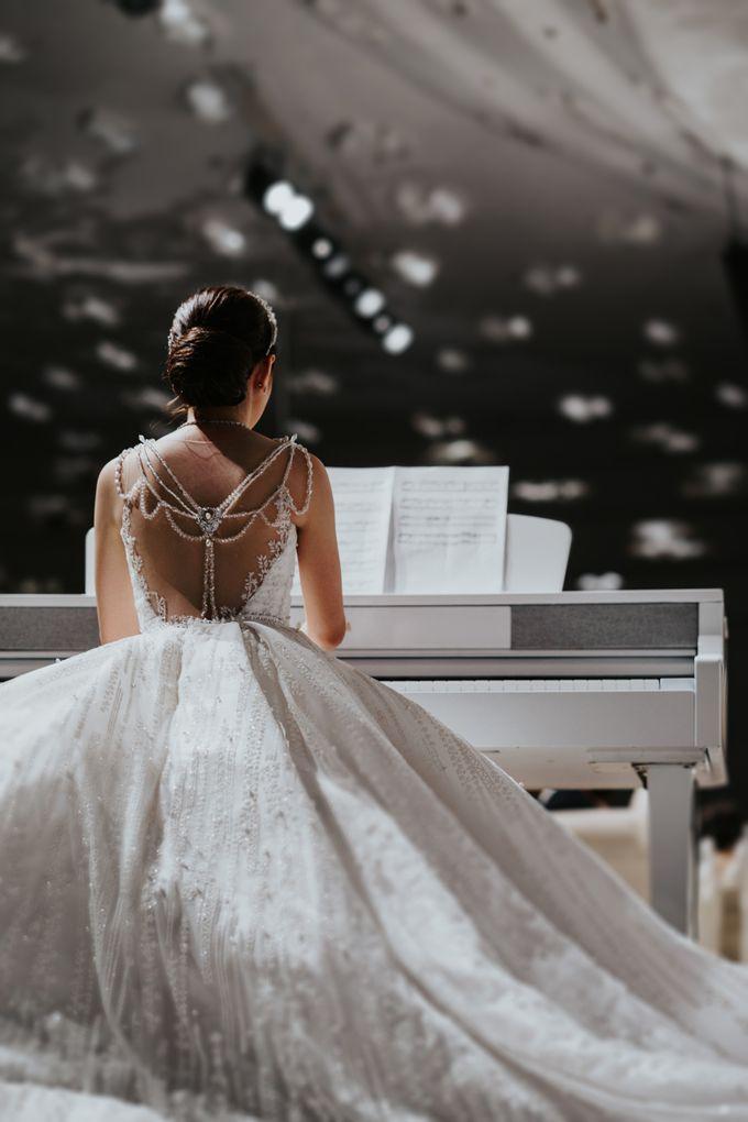 The Wedding of Echa Soemantri & Jessica Vania - ex JKT 48 by Pizzaro Sensation Design - 010