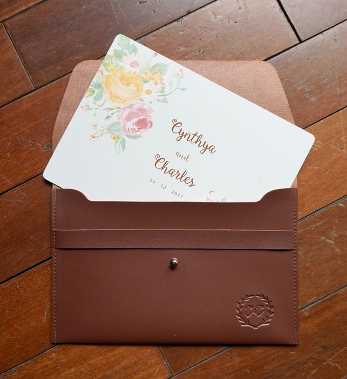 Cynthya & Charles by Bubble Cards - 001