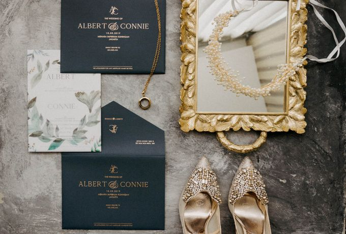 Wedding Day of  Albert & Connie by KIN Moments - 004