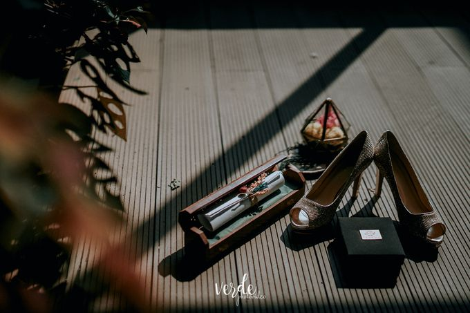 The Wedding Vaughn & Indri by AVIARY Bintaro - 009