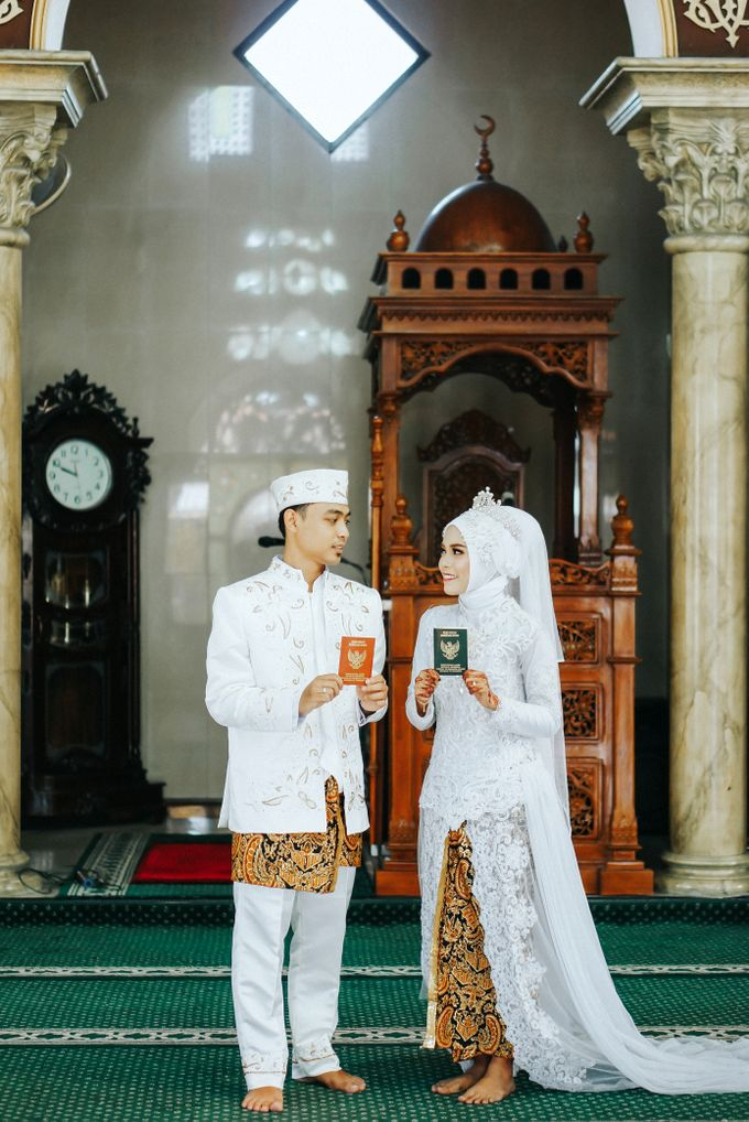 Firda & Danang Wedding Session by martialova photoworks - 004