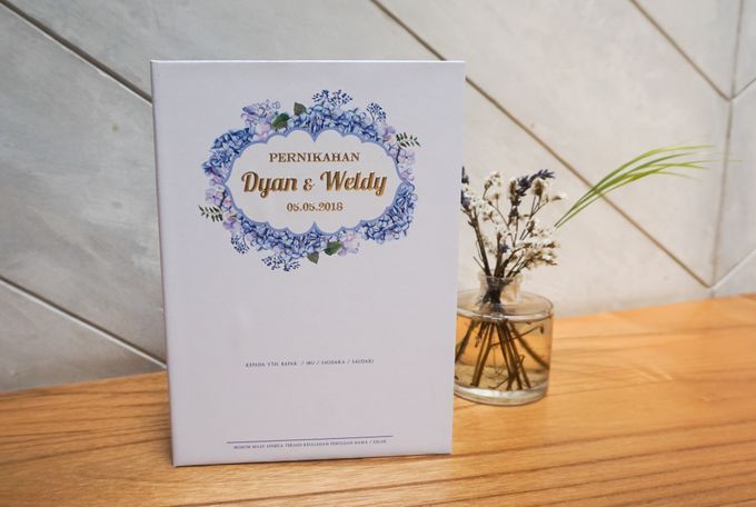 Happiness blooms for Dyan & Weldy by Bubble Cards - 002