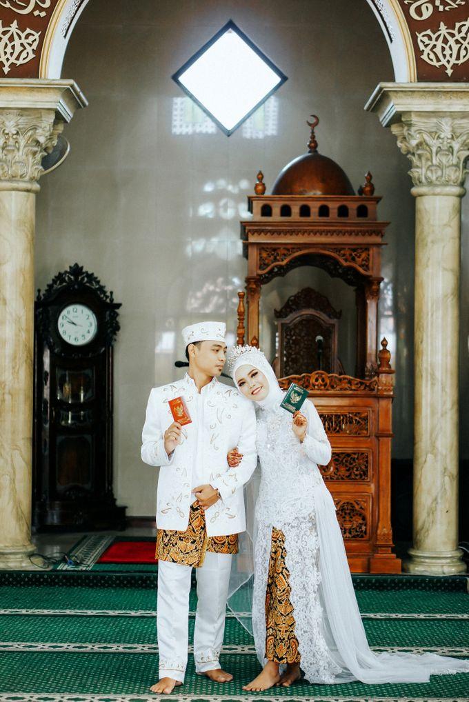 Firda & Danang Wedding Session by martialova photoworks - 006