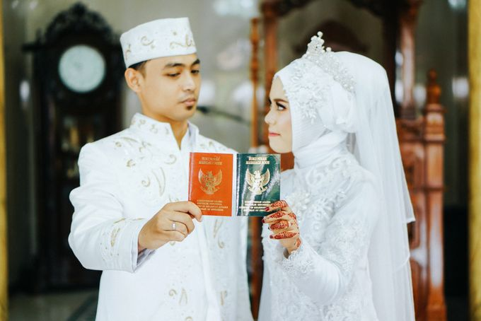 Firda & Danang Wedding Session by martialova photoworks - 008