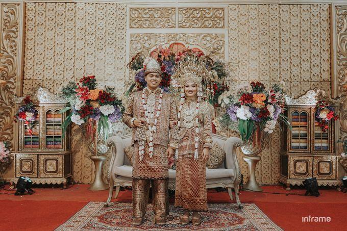 Yozha & Weldy Wedding day by Inframe photo video - 015