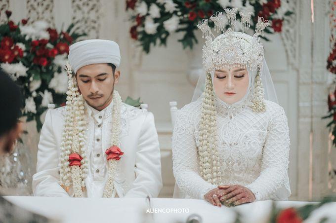 SMESCO NARESWARA WEDDING OF SAHFA & RIYAN by alienco photography - 030