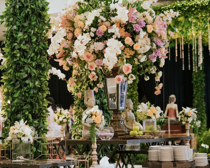 Wedding of Kika & Adit by Minity Catering - 006