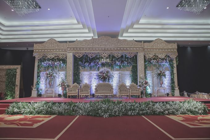 Grand Galaxy Convention Hall - Meuthia & Ibnu by JEE Ballroom Group - 009